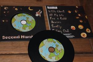 Limited edition physical cd vinyls, all handnumbered & signed by the artist. Get your copy now before they're all gone.