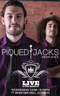piqued jacks the bedford